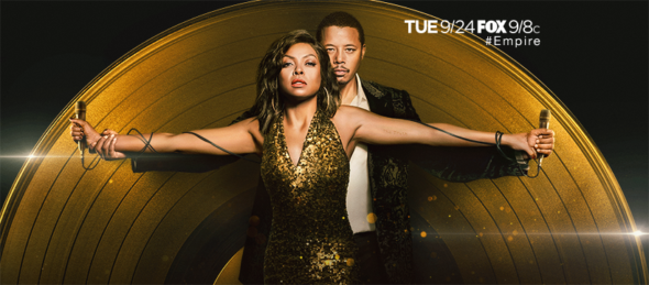 Empire TV show on FOX: season 6 ratings (cancel or renew?)