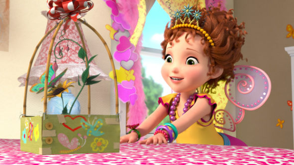 Fancy Nancy TV show on Disney Junior: canceled or renewed?