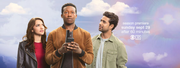 God Friended Me TV show on CBS: season 2 ratings (canceled or renewed for season 3?)