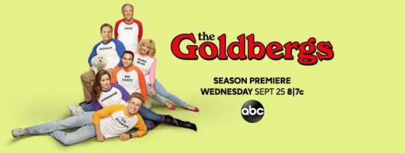 The Goldbergs TV show on ABC: season 7 ratings (cancel or renew for season 8?)