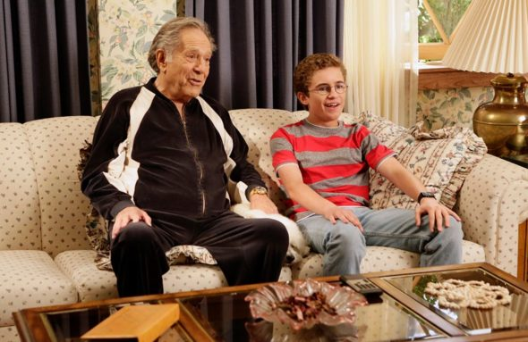 The Goldbergs TV show on ABC: canceled or renewed for season eight?