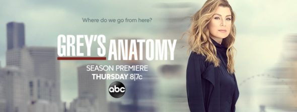 Grey's Anatomy TV show on ABC: season 16 ratings (cancel or renew?)