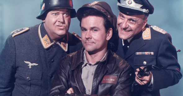 Hogan's Heroes TV show: (canceled or renewed?)