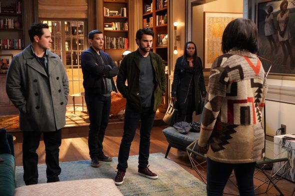 How to Get Away with Murder TV show on ABC: season six viewer votes (cancel or renew)