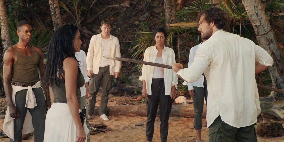 land tv show  netflix season  viewer votes canceled renewed tv shows tv series
