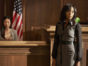 In Contempt TV show on BET: canceled, no season 2
