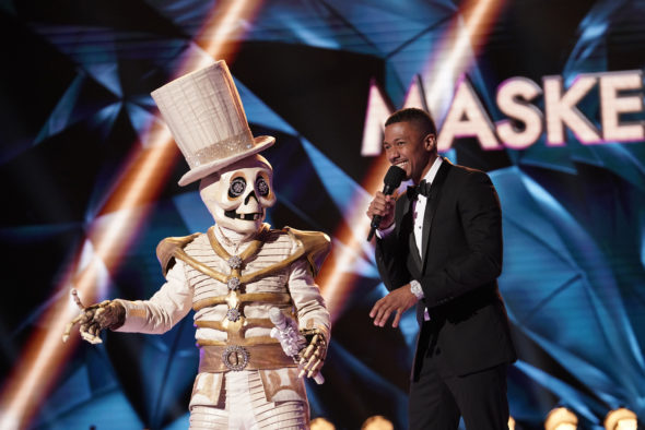 The Masked Singer TV show on FOX: season 2 viewer votes (cancel or renew?)