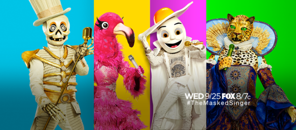 The Masked Singer TV show on FOX: season 2 ratings (cancel or renew?)