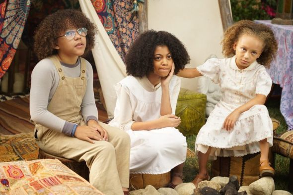 Mixed-ish TV show on ABC: season one viewer votes (canceled or renewed?)