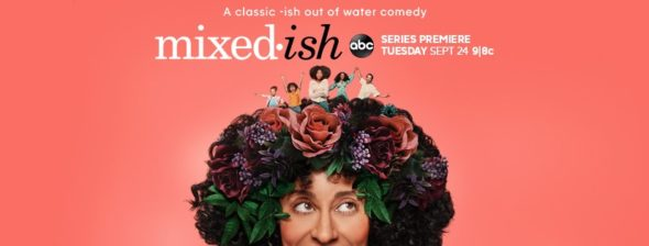 Mixed-ish TV show on ABC: ratings (canceled or renewed for season 2?)