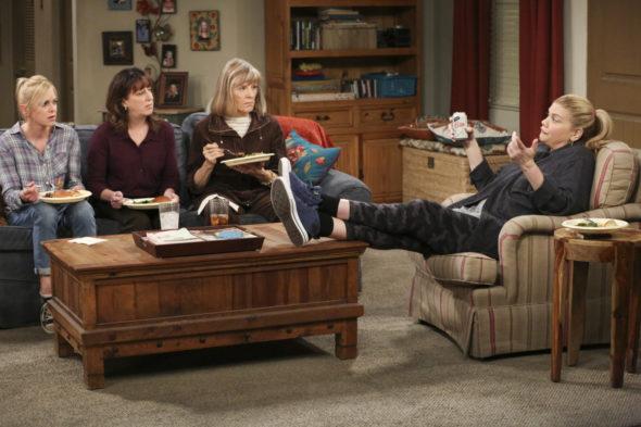 Mom TV show on CBS: season 7 viewer votes (cancel or renew?)