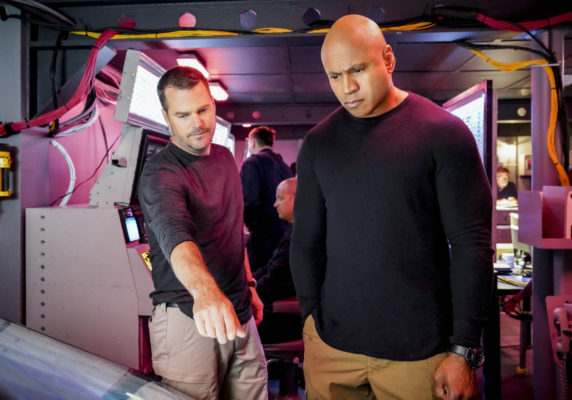 is ncis los angeles ending