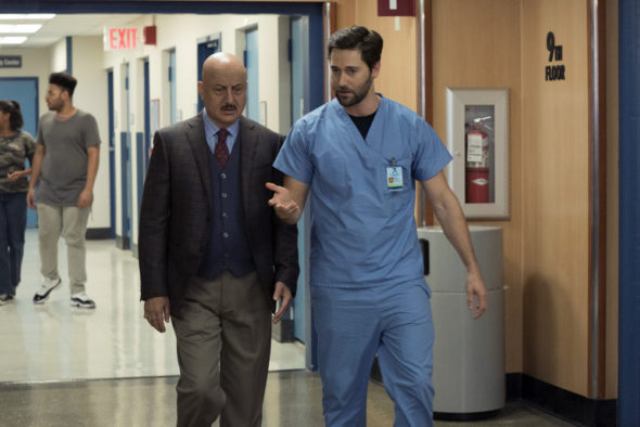 New Amsterdam TV show on NBC: canceled or renewed for season 3?