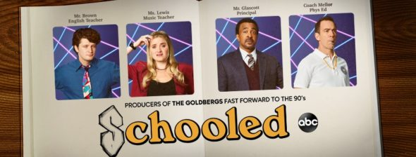 Schooled TV show on ABC: season 2 ratings (cancel or renew for season 3?)
