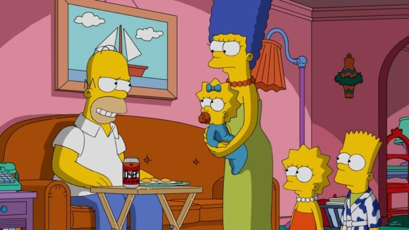 The Simpsons TV show on FOX: season 31 ratings (cancel or renew?)