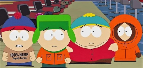 South Park TV show on Comedy Central: (canceled or renewed?)