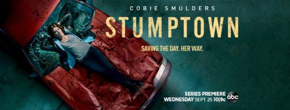 Stumptown TV show on ABC: ratings (cancel or renew for season 2?)
