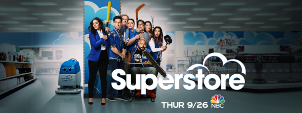 Superstore TV show on NBC: season five ratings (cancel or renew for season 6?)