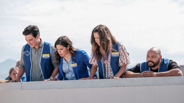 Superstore TV show on NBC: canceled or renewed for season six?