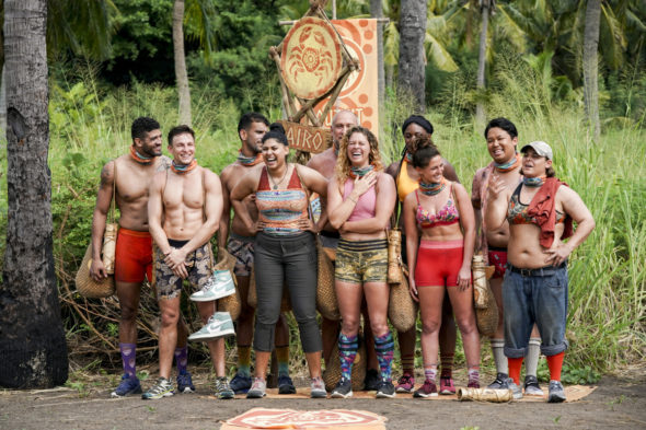 Survivor TV show on CBS: season 39 viewer votes (cancel or renew?)