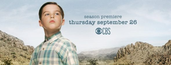 Young Sheldon TV show on CBS: season 3 ratings (cancel or renew?)