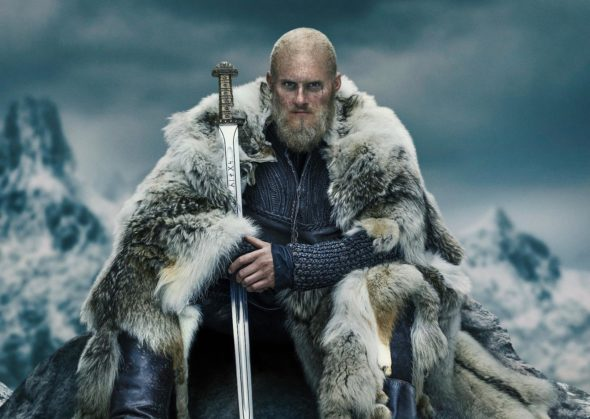 Vikings TV Show on History Channel: canceled or renewed?