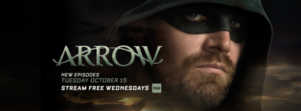 Arrow TV show on The CW: season 8 ratings