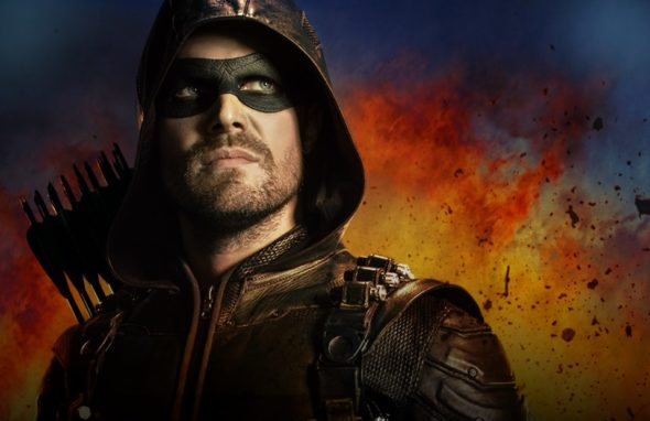 Arrow TV show on The CW: canceled? renewed for season 9?