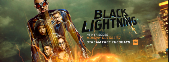 Black Lightning TV show on The CW: season 3 ratings (cancel or renew?)