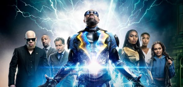 Black Lightning TV show on The CW: canceled or renewed for season 4?