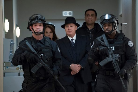 The Blacklist TV show on NBC: season 7 viewer votes (cancel or renew?)
