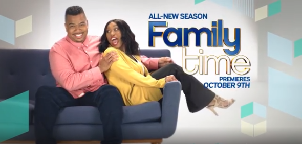 Family Time TV show on Bounce TV: season 7 viewer votes (cancel or renew for season 8?)