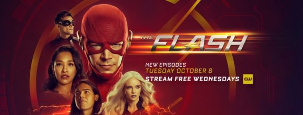 The Flash TV show on The CW: season 6 ratings (cancel or renew for season 7?)