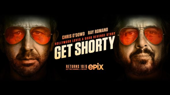 Get Shorty TV show on EPIX: canceled or renewed for season 4?