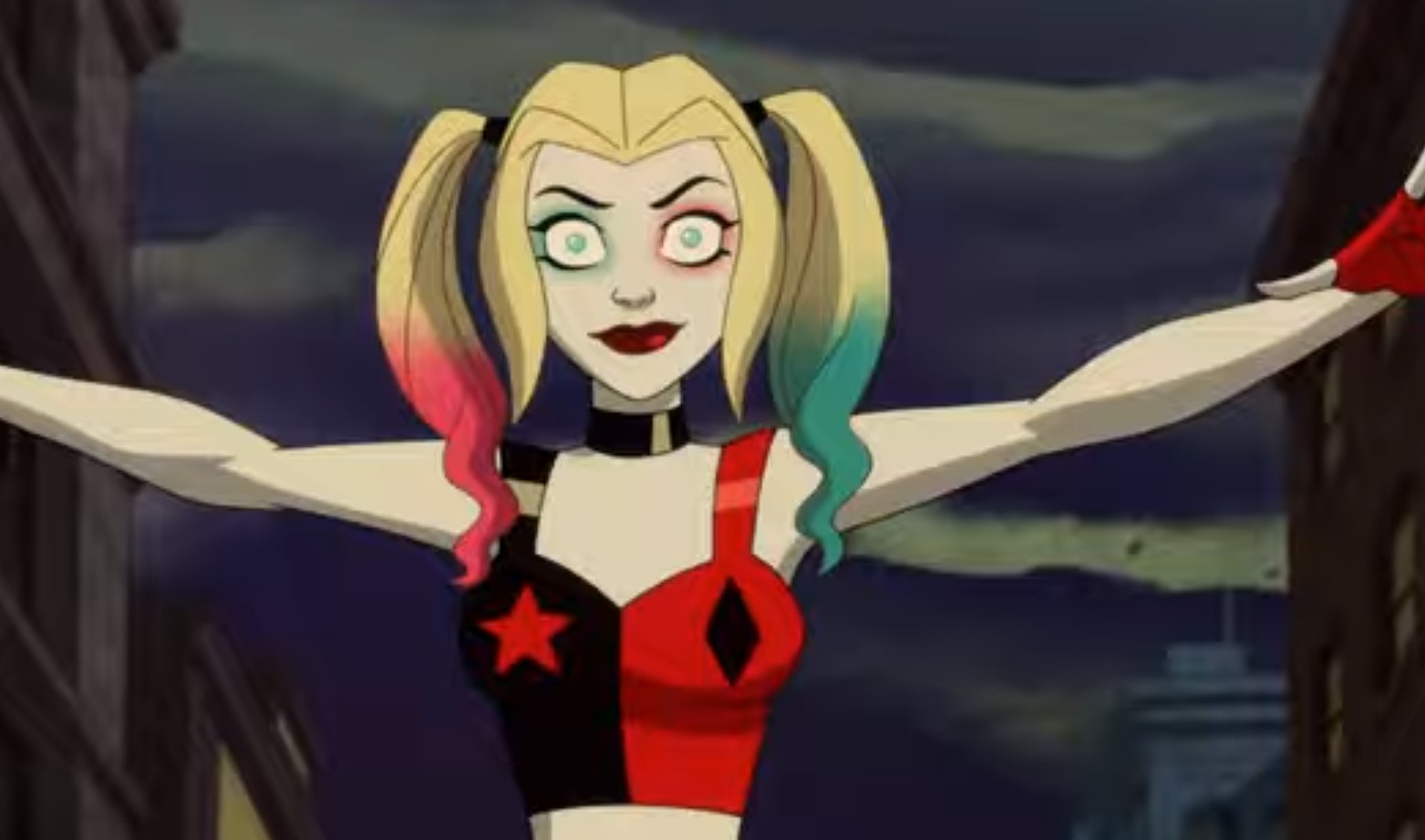 harley quinn  dc universe announces animated series debut