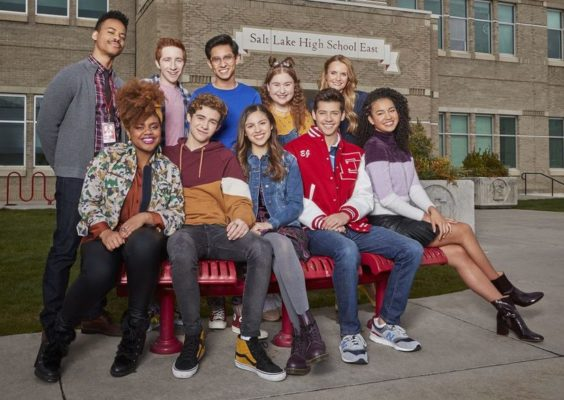 High School Musical: The Musical: The Series TV show on Disney+: (canceled or renewed?)