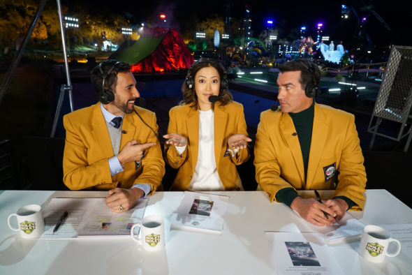 Holey Moley TV show on ABC: season 2 renewal