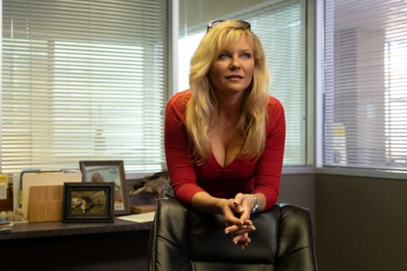 On Becoming a God in Central Florida TV show on Showtime (canceled or renewed?)