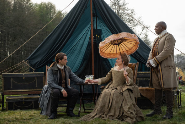 Outlander TV Show on Starz: canceled or renewed?