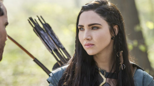 The Outpost TV show on The CW: season 3 renewal