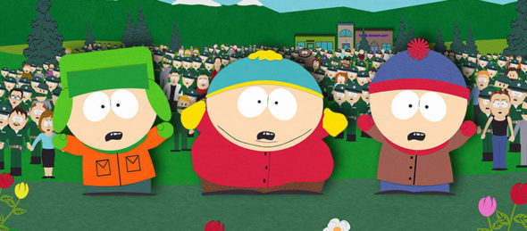 South Park TV show on Comedy Central: canceled or renewed?