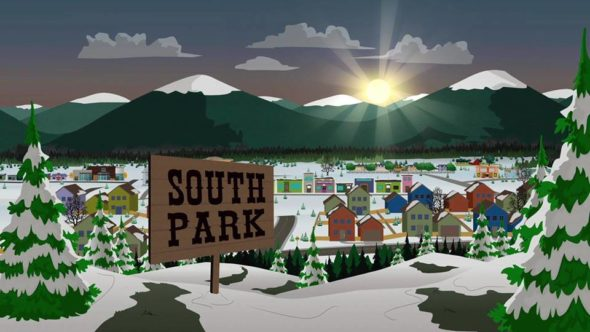 South Park TV show on Comedy Central: season 23 viewer votes (cancel or renew?)