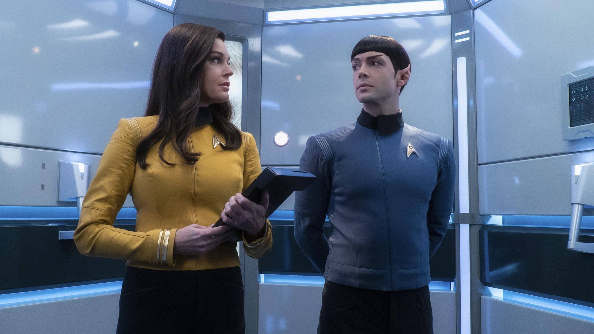 Star Trek Discovery Short Treks
