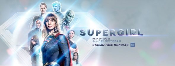 Supergirl TV show on The cW: season 5 ratings (cancel or renew?)