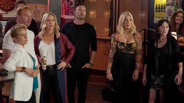 BH90210 TV show on FOX: canceled, no season 2