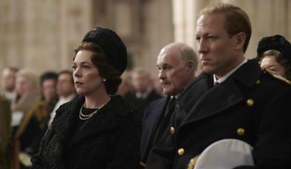 The Crown TV show on Netflix: season 3 viewer votes