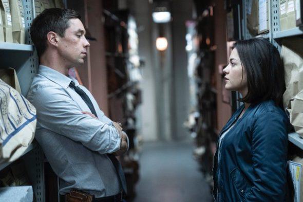 Dublin MUrders TV show on Starz: season 1 ratings (cancel or renew?)