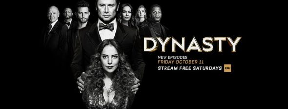 Dynasty TV show on The CW: season 3 ratings (cancel or renew for season 4?)