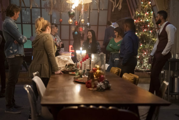 The Fosters Winter Premiere 2020.Good Trouble Freeform Teases Reunion Of The Fosters For The