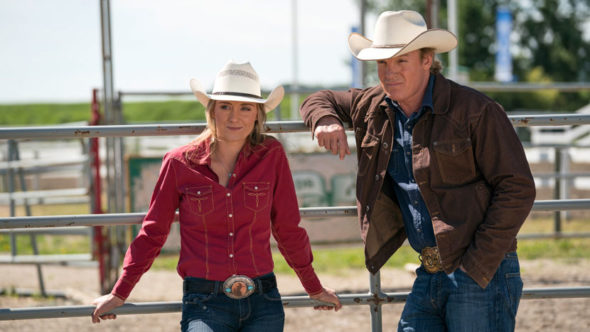 Heartland TV show on UPtv: season 12 viewer votes (cancel or renew?)
